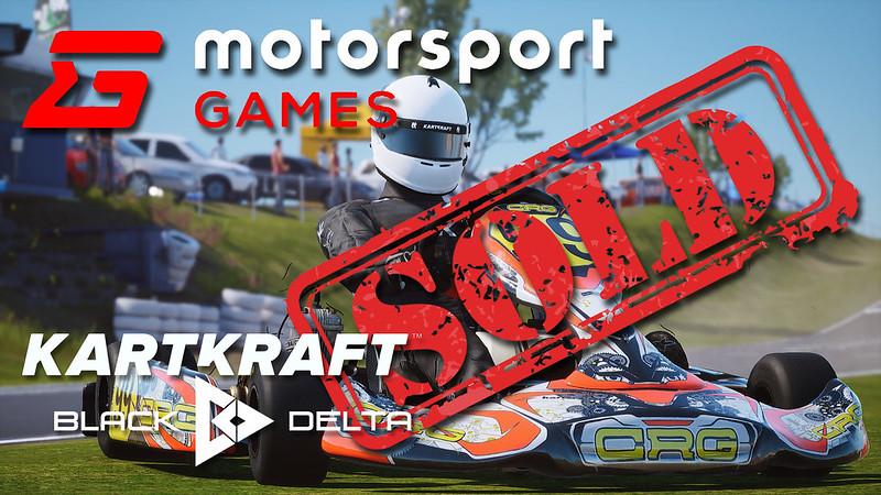 Motorsport Games Takes Ownership Of KartKraft