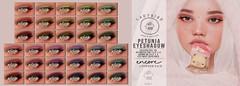 Ladybird. // Petunia Eyeshadow for Powder Pack: Encore! ♥