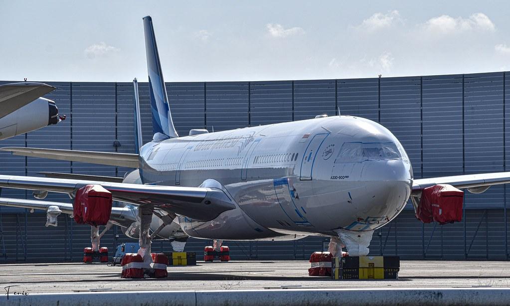 Garuda Indonesia Airbus A330-900 (F-WWYJ PK-GHJ MSN1961) (19/02/2021)