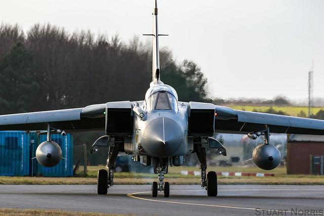 Tornado GR4 ZD716 - 31 Squadron - RAF Marham