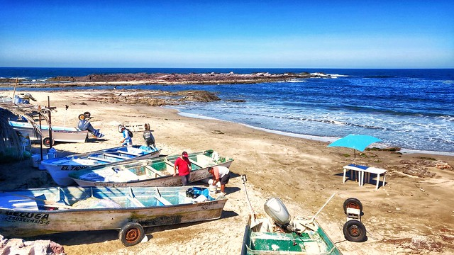 Playa Cerritos