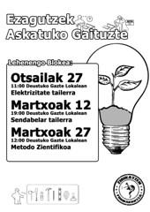 Jabetzek Askatuko Gaituzte