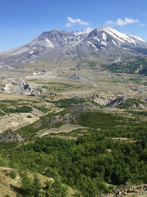 Mount Saint Helens, Washington (In Explore 4/22/21)