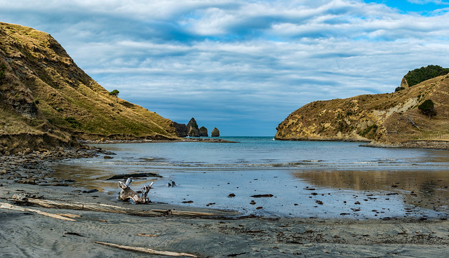 Captain Cook's Cove Pano