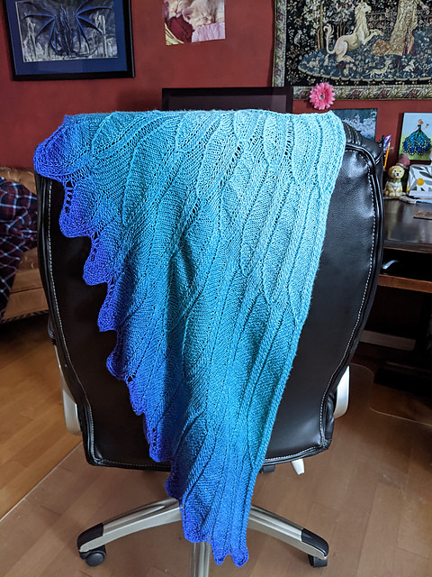 Linda (lmcnorton) finished her Wingspan by Kyle Vey!
