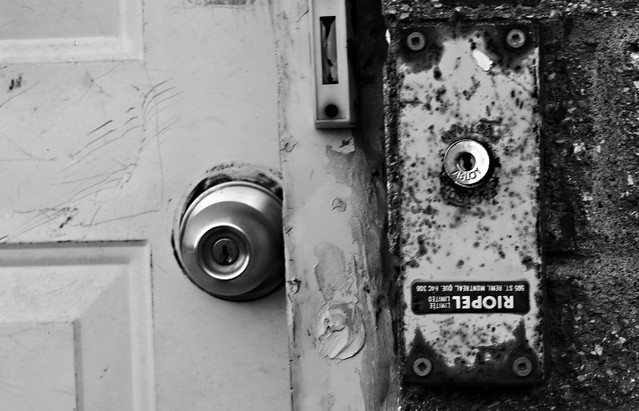 Three Marks Of Existence: Locking the Lock