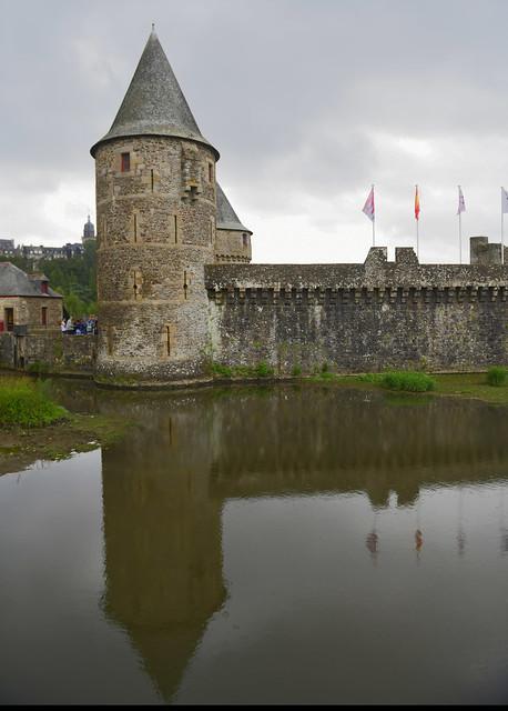 Fougères, Bretagne, France, 156