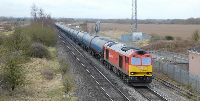 60020 - Wichnor Junction, Catholme, Staffordshire