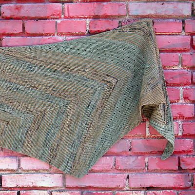 Malabrigo has a new KAL starting April 1st! Their beautiful new shawl, Temperance is being knit in Malabrigo Sock using three colours.