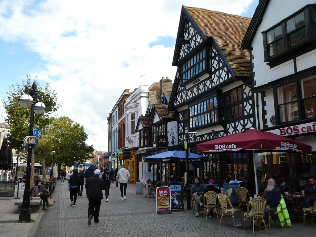 Tudor Tavern, Fore Street, Taunton