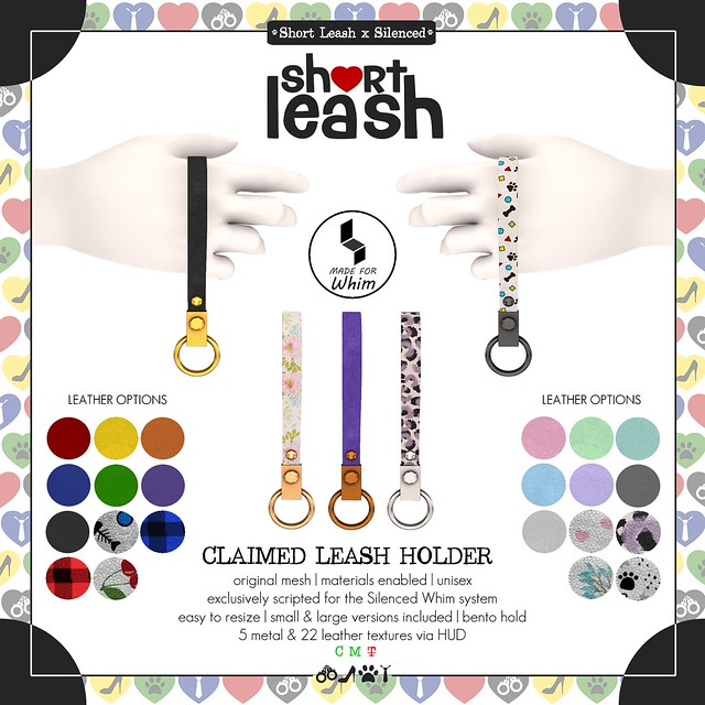 .:Short Leash:. Claimed Leash Holder