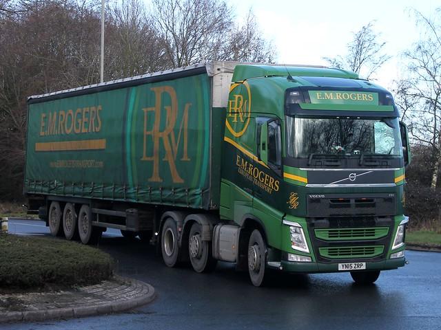 YN15 ZRP - EM Rogers