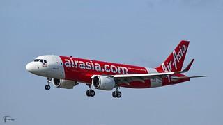 Air Asia A320neo (F-WWIQ 9M-RAU MSN10079) (19/02/2021)