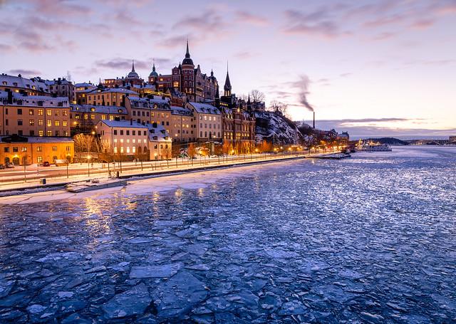 Frozen Stockholm part 3