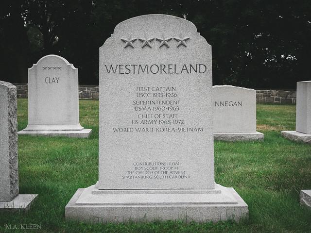 General William Childs Westmoreland (1914-2005)