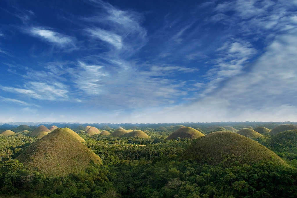chocolate hills cover