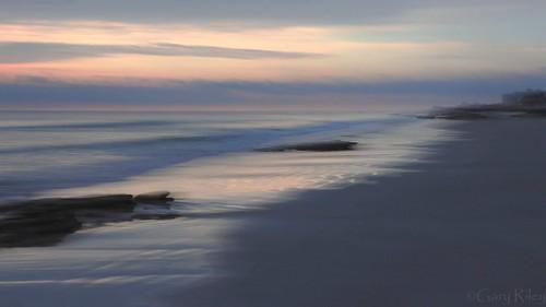 marinelandbeach marineland beach florida dawn sunrise morning ocean longexposure nd16 filter