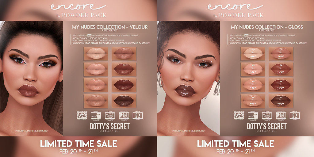 SALE – Encore by Powder Pack