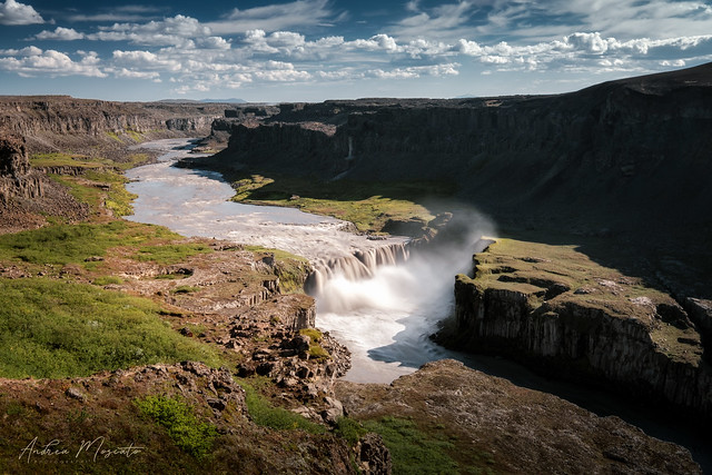 Hafragilsfoss (Iceland)