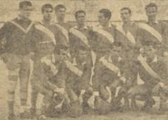 Temporada 1959/60: formación del Manzanares (Ciudad Real)