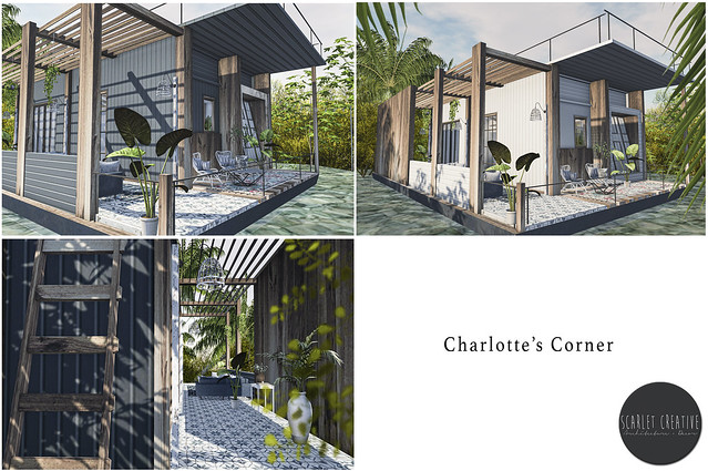 Scarlet Creative Charlotte's Corner