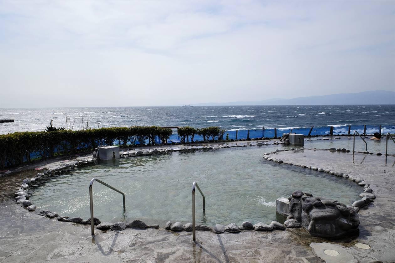 【伊豆大島】大島温泉・浜の湯