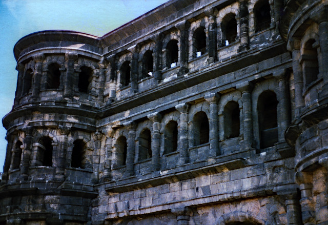 Trier 1987 (19) Porta Nigra