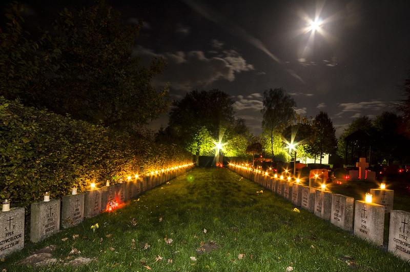 Polnische Kriegsgräberstätte Warburg-Dössel
