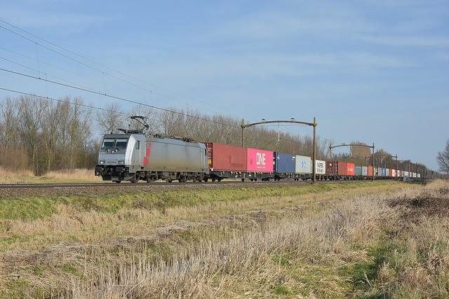 RFO 186 359; Dordrecht Zuid 20-02-2021