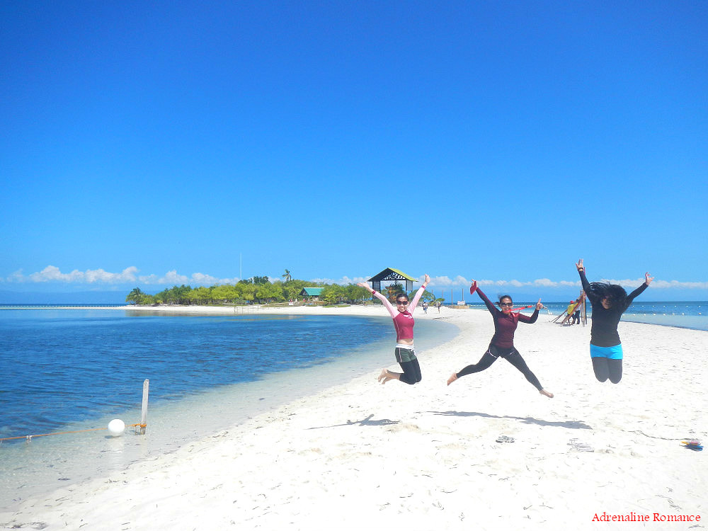 Island Hopping in Panglao