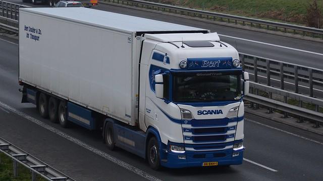 NL - Bert Donker Scania NG S650