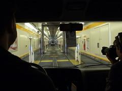 Channel tunnel, July 2013