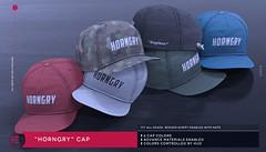 "HEVO - ""HORNGRY"" Cap"