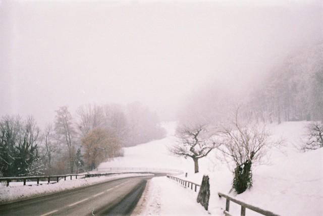Havas út Vaduzban