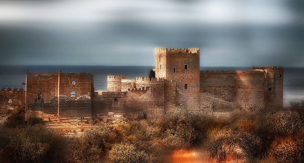 La Alcazaba. 1000 years of history.
