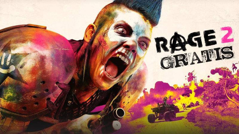 Rage 2 Gratis Di Epic Games Store, Buruan Klaim!