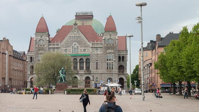 Kansallisteatteri, Helsinki