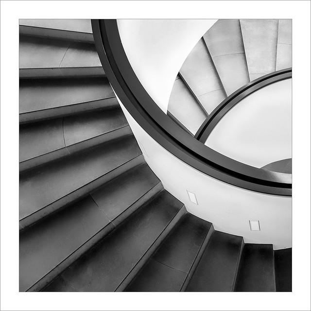 Escala / Stairs.