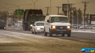 Driving Conditions worsens as snow and sleet continue to fall in our area | by Delaware Newsline