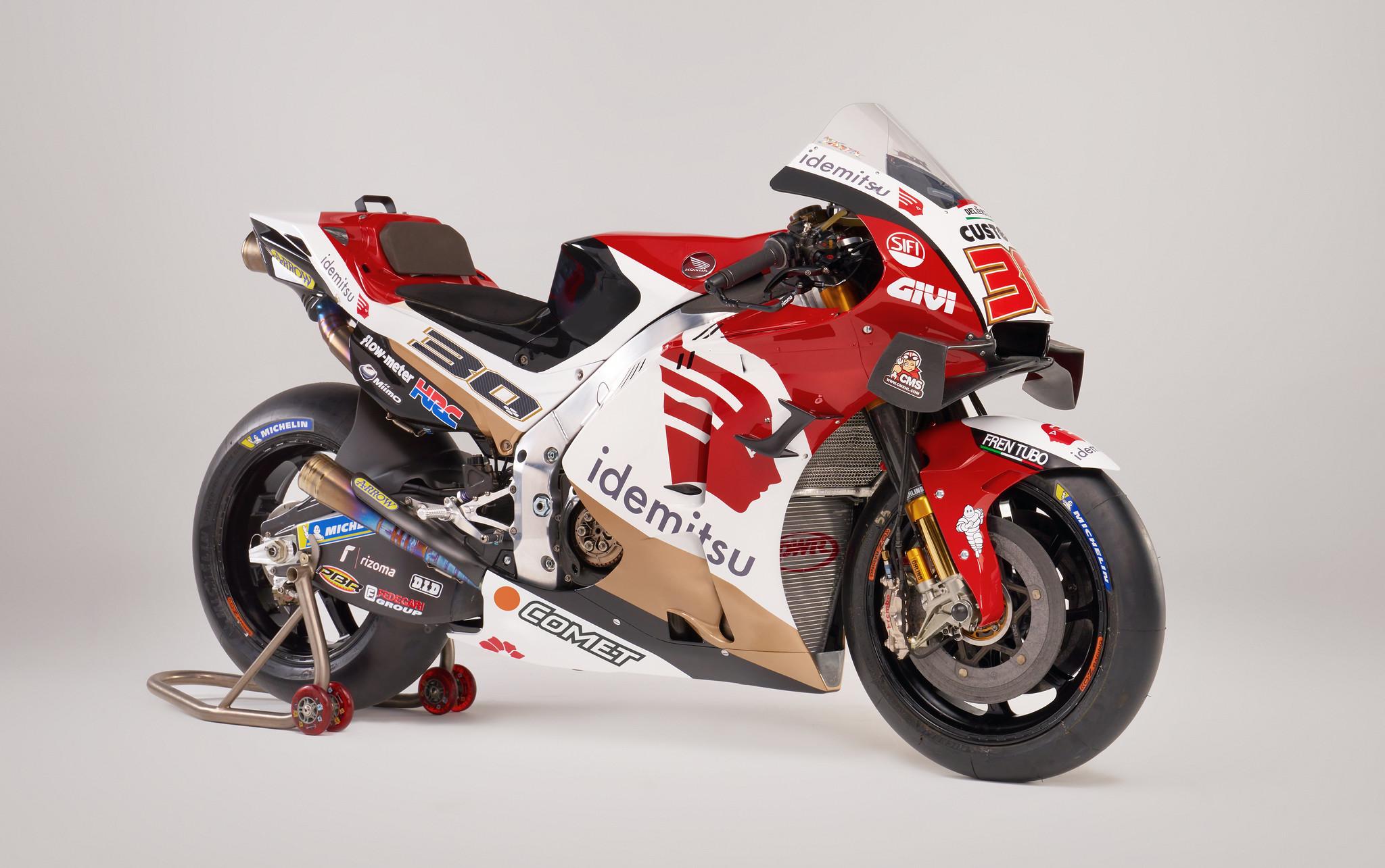 LCR Honda Idemitsu Team