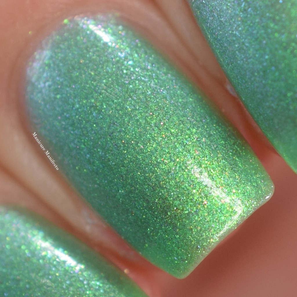 Great Lakes Lacquer Meet Me At Ripley's swatch