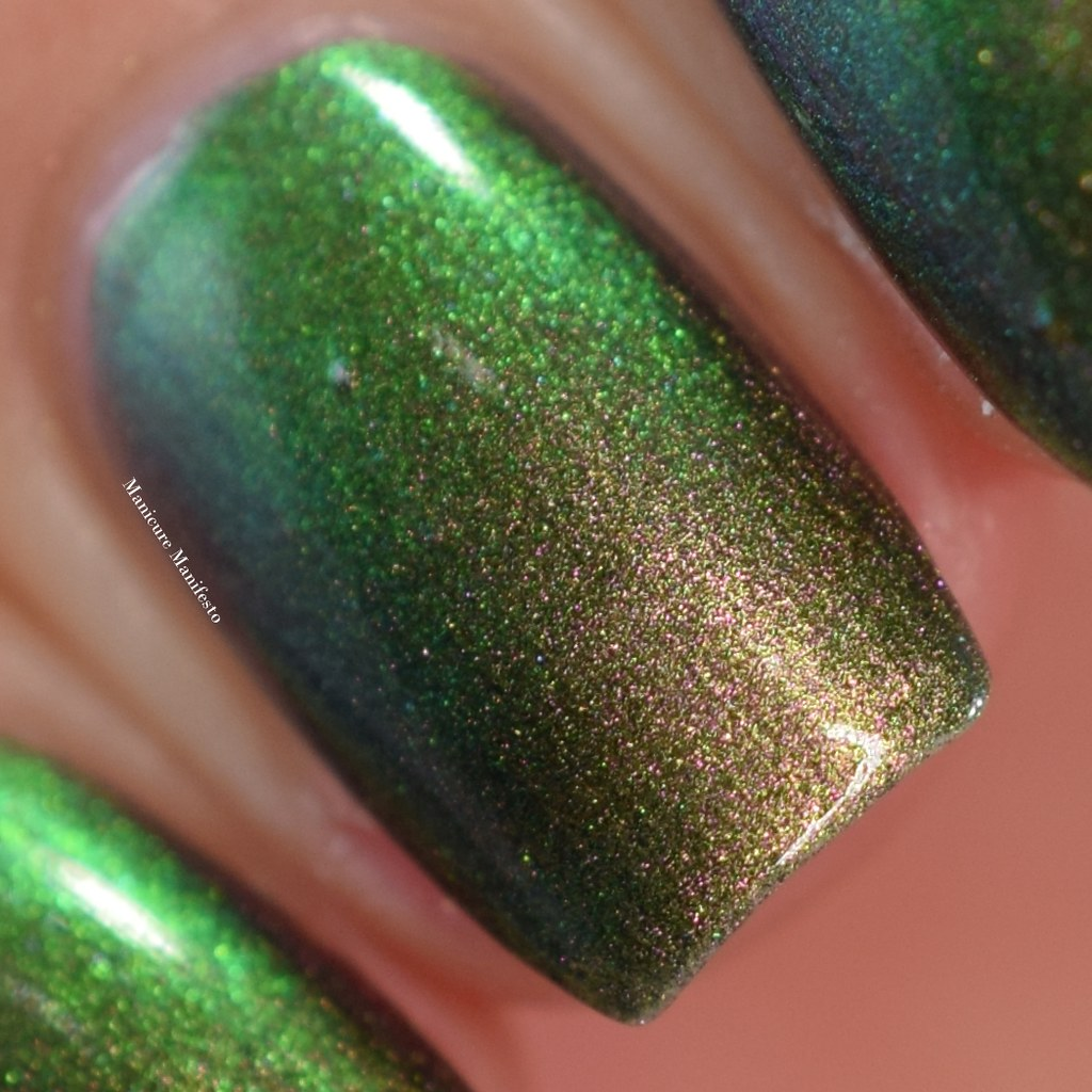 Great Lakes Lacquer I Have Been Her Kind swatch