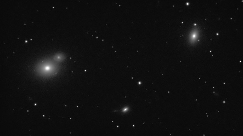 M60, NGC4647, M59, NGC4638 (2021/2/20 00:08) (IR Pass 850nm)