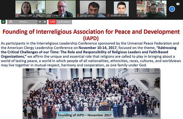 Georgia-2021-02-02-World Interfaith Harmony Week Observed in Georgia