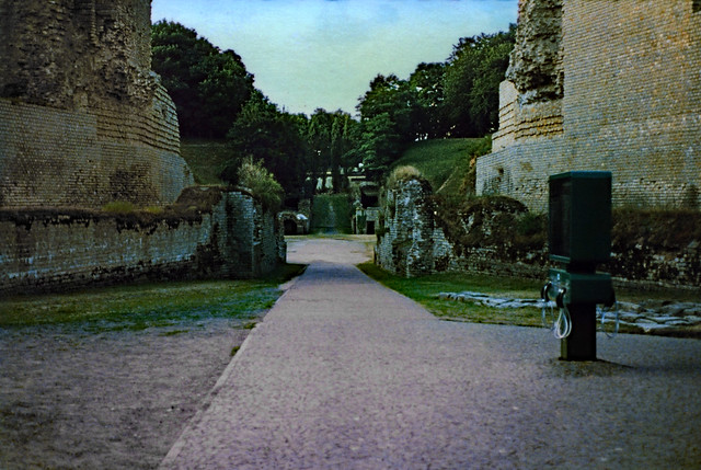 Trier 1987 (21) Amphitheater
