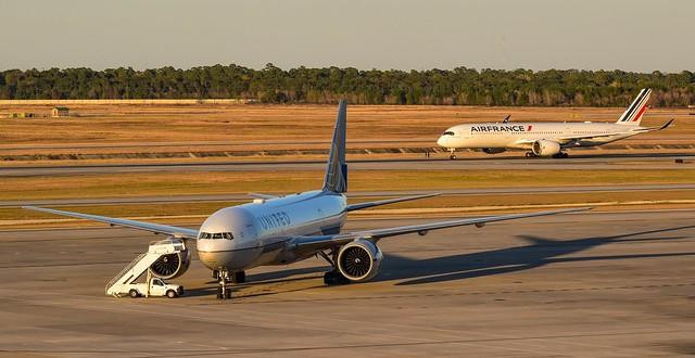 A350 & B777