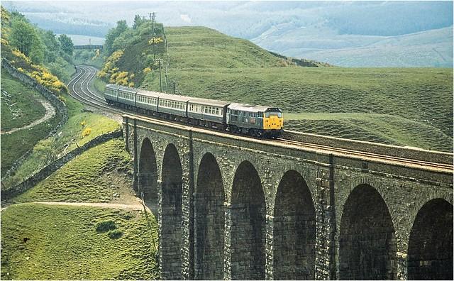 31428. Arten Gill Viaduct 1990.