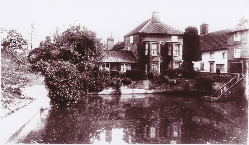 Then And Now: Castle Pond