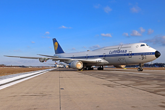 Lufthansa Boeing 747-830 D-ABYT FRA 10-02-21