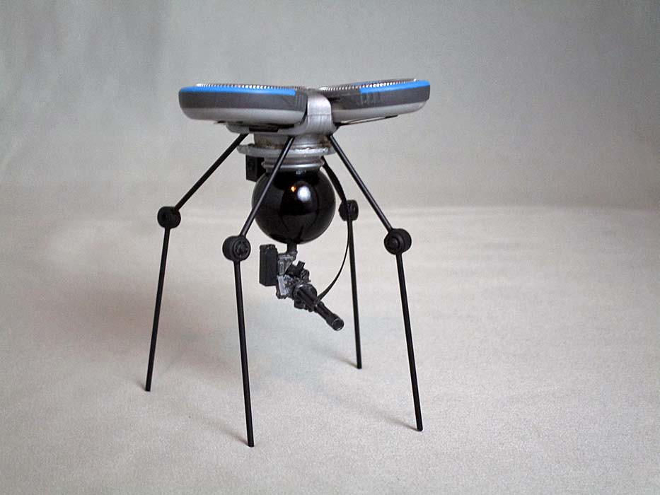 Security Drone